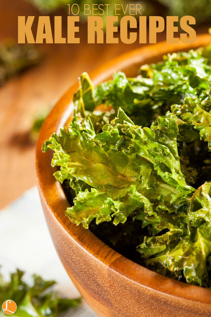 10 Best Ever Kale Recipes
