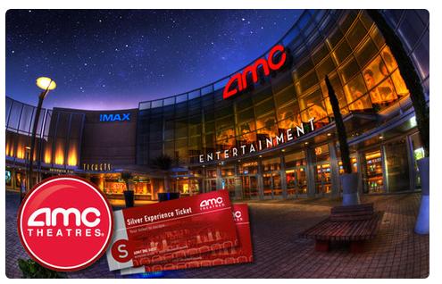 AMC Theatre Tickets 50 Off