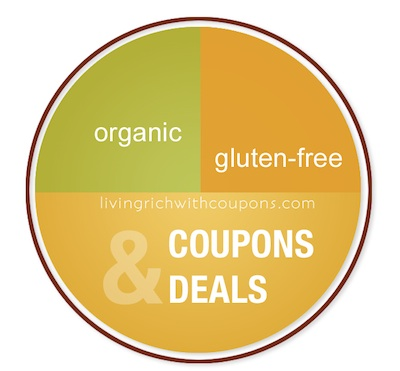 image relating to Gluten Free Coupons Printable known as Natural Printable Discount coupons and Promotions and Recipes 11/8 -Dwelling