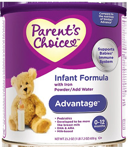photo relating to Parents Choice Formula Coupons Printable identify Reset: $5/1 Mother and father Alternative System Coupon + Walmart Offer