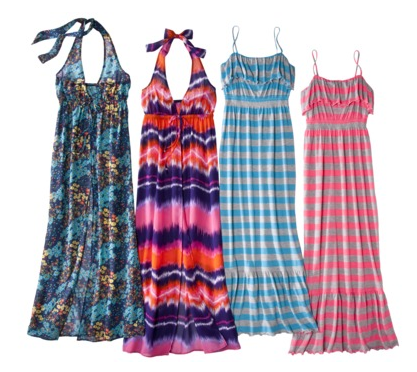 Summer dresses on sale target