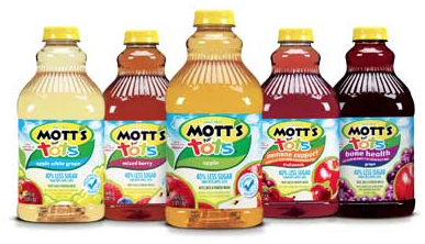 Mott's for Tots Coupon