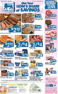 Food Lion Coupons Amp Deals For The Week Of 1 30 Living Rich With Coupons 174