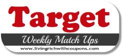 Target Coupon Match Ups 5/12 - 5/18
