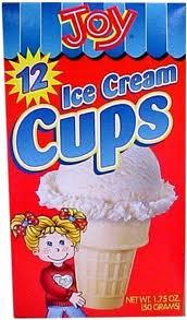 amazoncom joy cone 24count ice cream cups 35oz 2 pack - 172×293