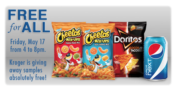 Frito-Lay Free for All Event & Visa Gift Cards & Gift Basket