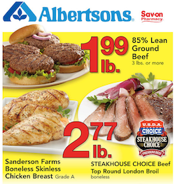 Albertsons Inc Coupons & Promo Codes