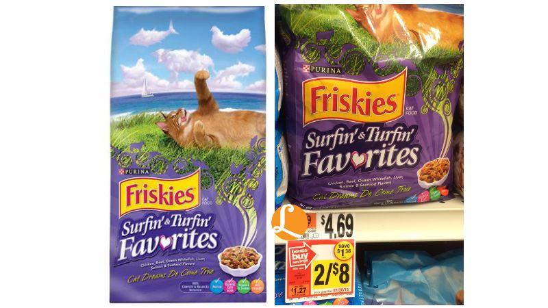 Who Has Friskies Cat Food On Sale This Week