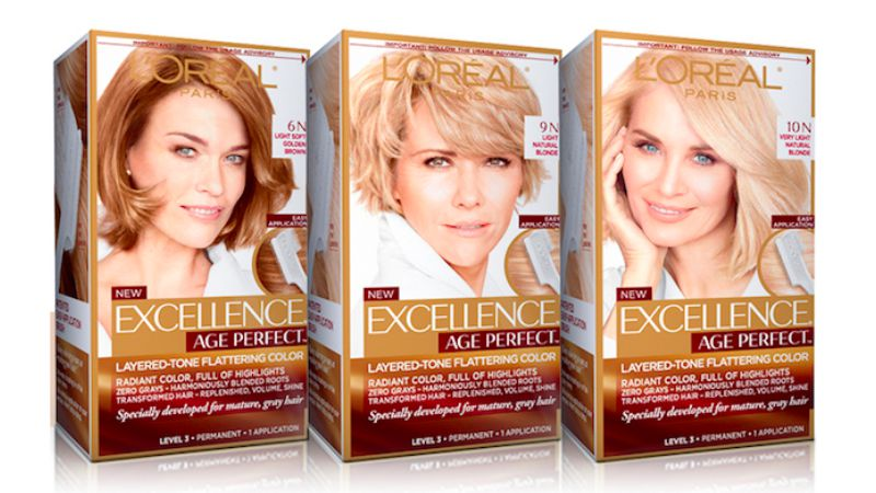 New 21 Loreal Paris Excellence Age Perfect Haircolor Deals At