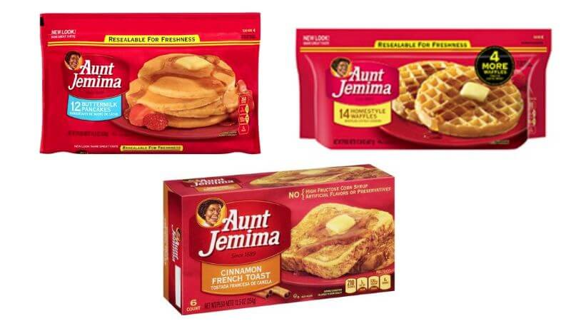 2 free aunt jemima frozen waffles pancakes or french toast at aunt jamima 823 ccuart Images