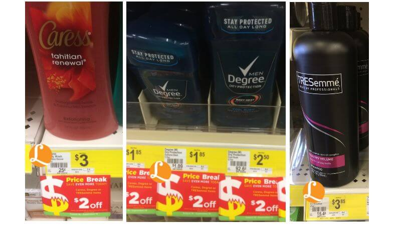 Unilever Instant Savings At Dollar General