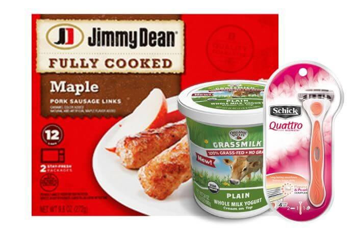photograph regarding Organic Valley Coupons Printable called Fresh Printable Discount codes - Higher than $13 Which include Jimmy Dean