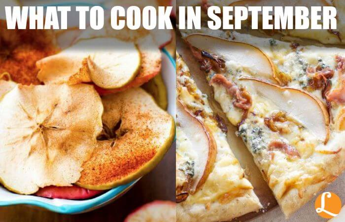 What to cook in September