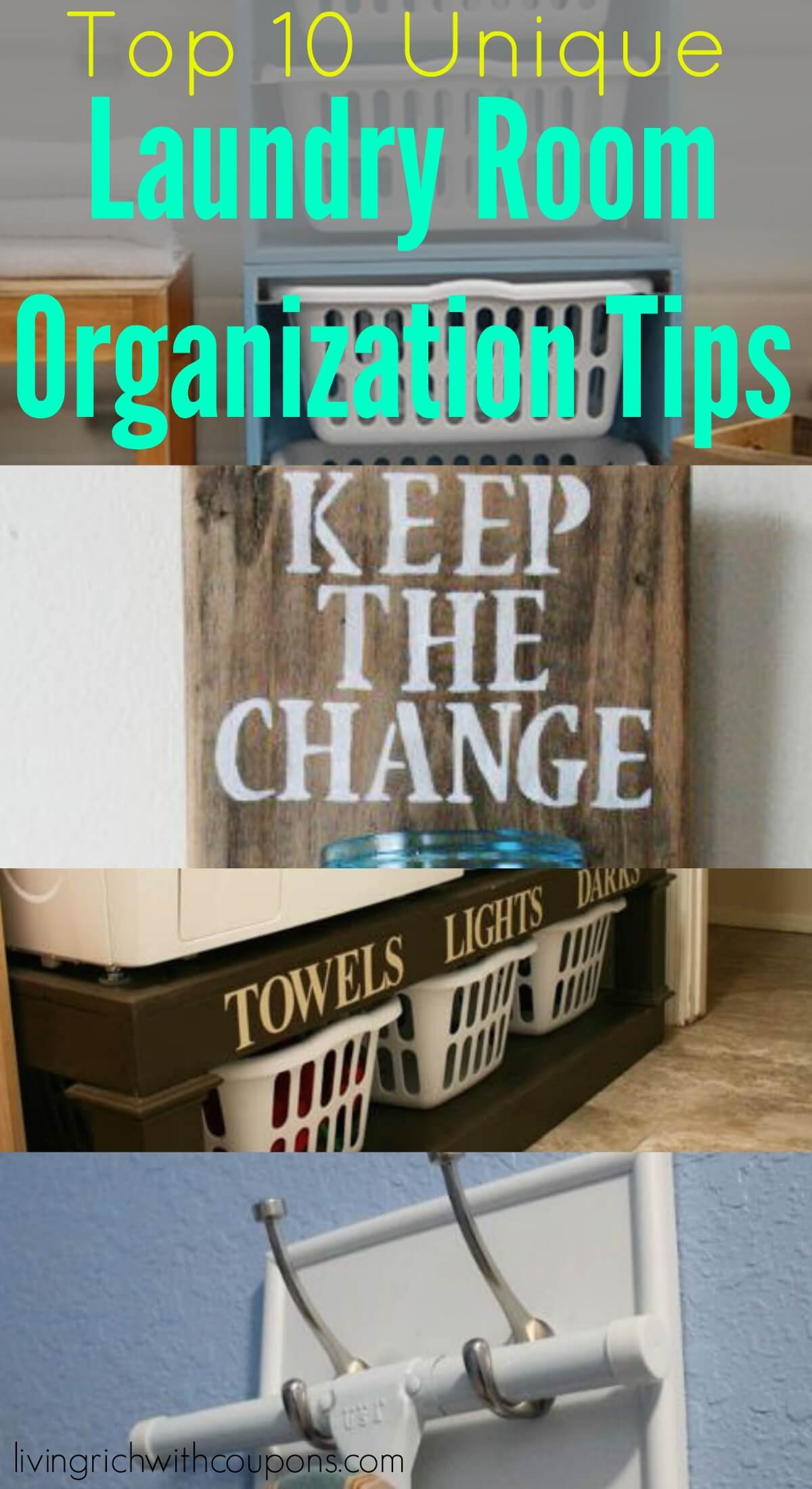 10 laundry room organization tips2