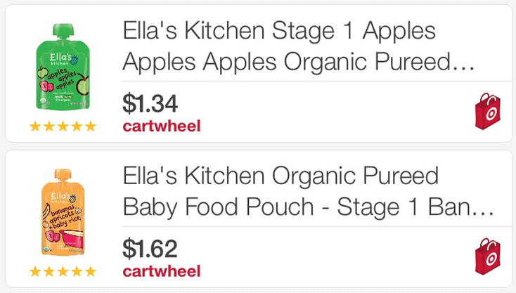 Print: Ella's Kitchen Pouches Coupon · Screen Shot 2015-10-06 at 6.13.48 AM