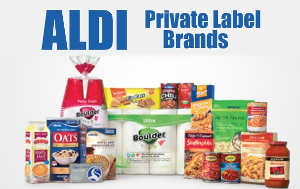 Aldi Removes Some Of The Worst Ingredients From Their
