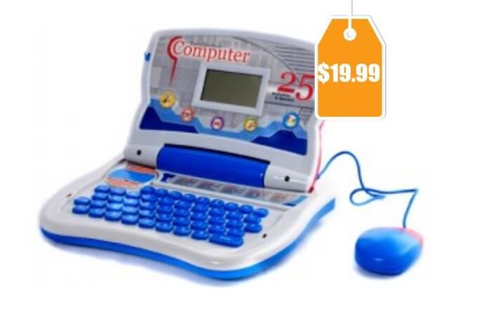Intellective Laptop Computer For Kids $19.99 (Reg. $49.99 ...