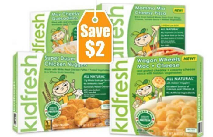 New 22 Kidfresh Coupon 099 At Whole Foods 1 At Stop Shop