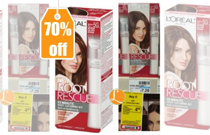 Save 70 On Loreal Hair Color At Cvsliving Rich With Coupons