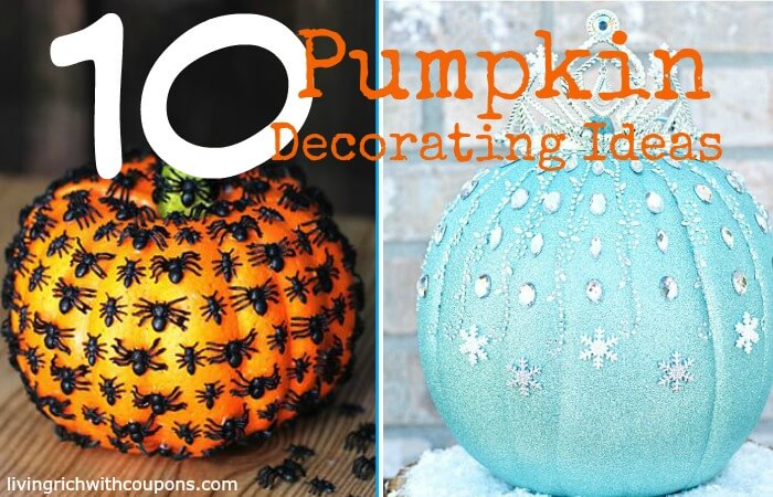 Pumpkin Decorating Save Unique Ideas