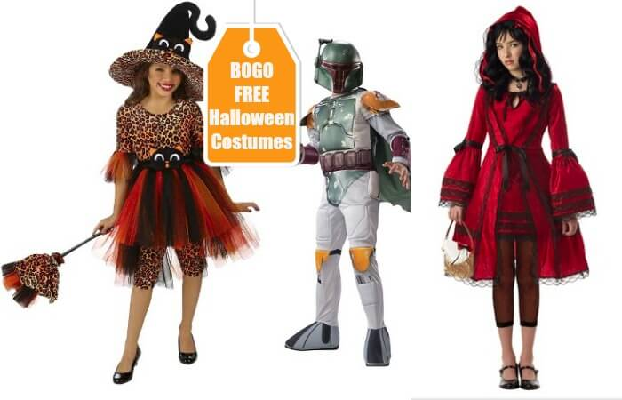 BOGO Halloween Costumes & Accessories This Week at Target!Living ...