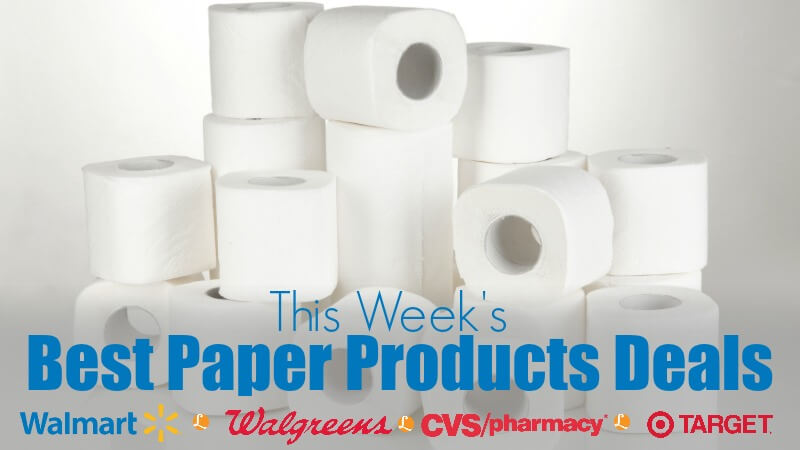 best paper products deals