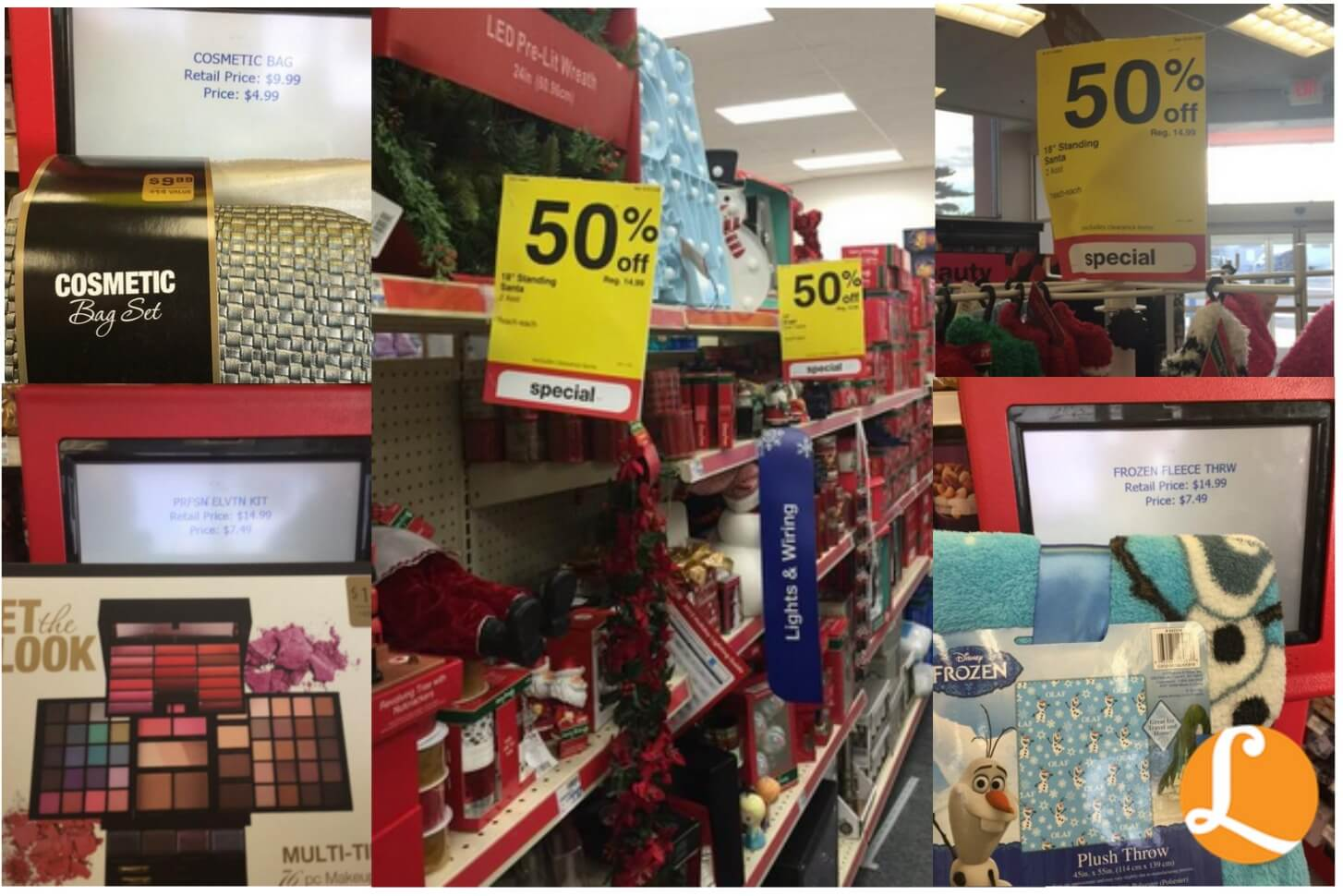 the cvs after christmas clearance sales are currently at 50 off we found a ton of great gift items decorations and candy on clearance here