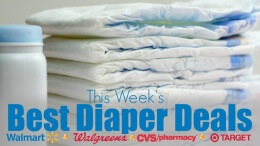 Best Diaper Deals – Week of 5/20/18