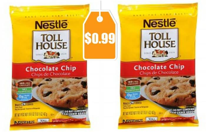 Nestle Toll House Cookie Dough Only 0 99 At Shoprite 12