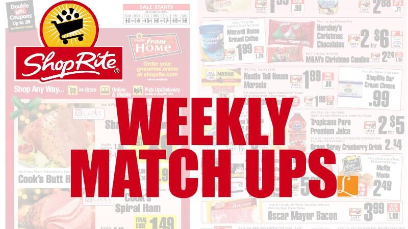 shoprite weekly match ups