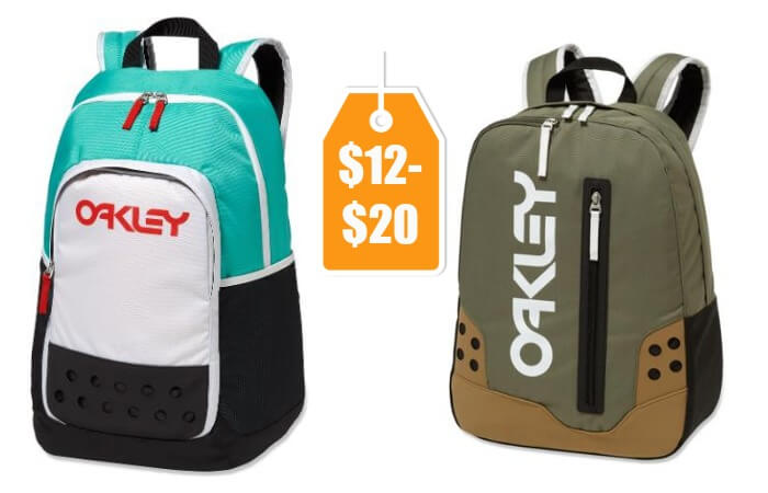b7e8ab32fe4f0 REI Extra 25% Outlet Store  Oakley Backpacks Only  12- 20! (Reg.  45 ...