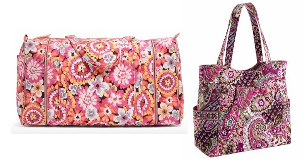 Huge Discounts on Vera Bradley + Free Shipping Today Only!  50% Off ... 89a526cff9811