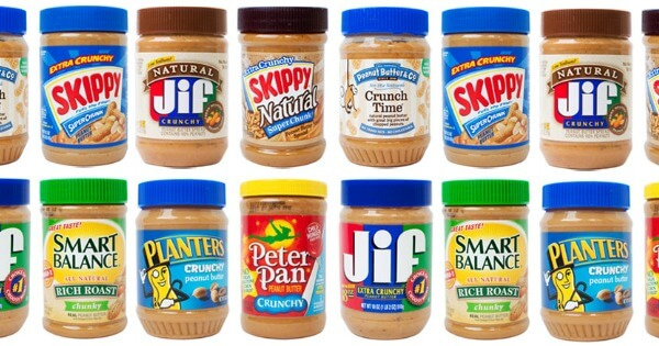 Peanut Butter Coupons