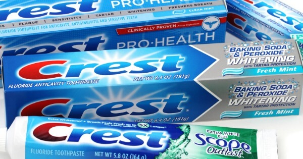 picture relating to Crest Printable Coupons titled Crest Discount codes - Help you save upon Toothpaste, Mouthwash and even further