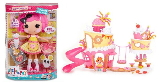 Lalaloopsy Toy Food : Toys r us off all lalaloopsy toysliving rich with