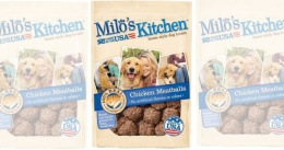 $4.50 in New Milo's Kitchen Homestyle Dog Treat Coupons & Deals!