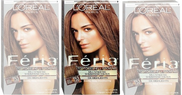 New $3/1 L\'Oreal Feria Hair Color Coupon Plus CVS, Target and More ...