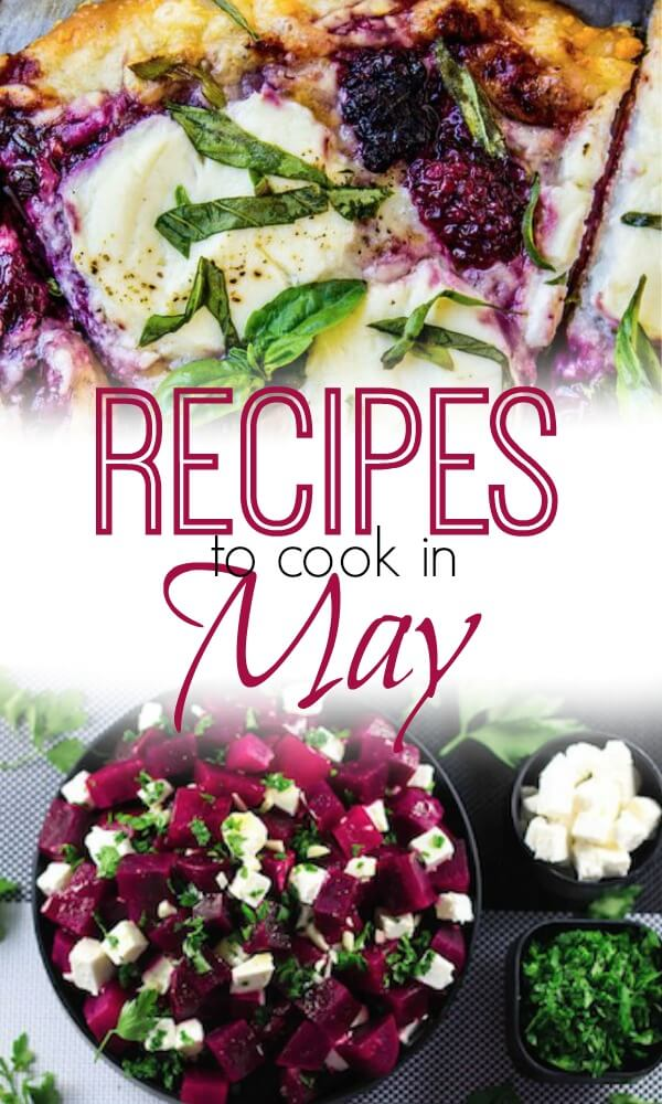 Recipes to Cook in May1