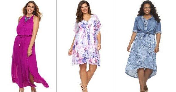 0cb7e378e59eb Kohl s Deal. Through today get great deals on Plus Size clothing ...