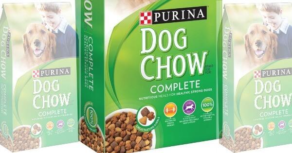 Coupon rabais purina dog chow