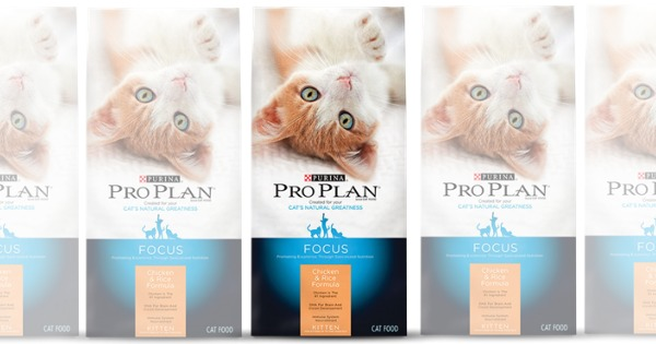 picture relating to Purina Pro Plan Printable Coupons named Fresh new $5/1 Purina Skilled System Cat or Kitten Meals Coupon Offers