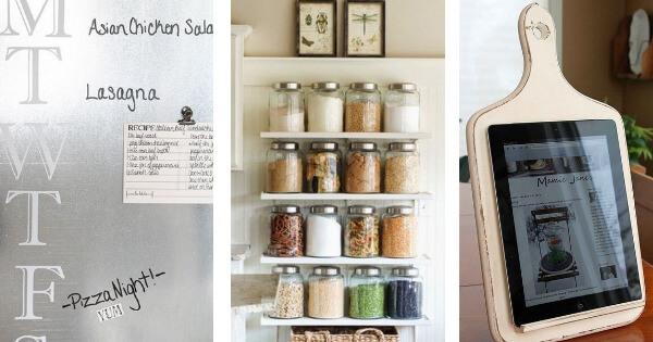 10 Clever Kitchen Updates