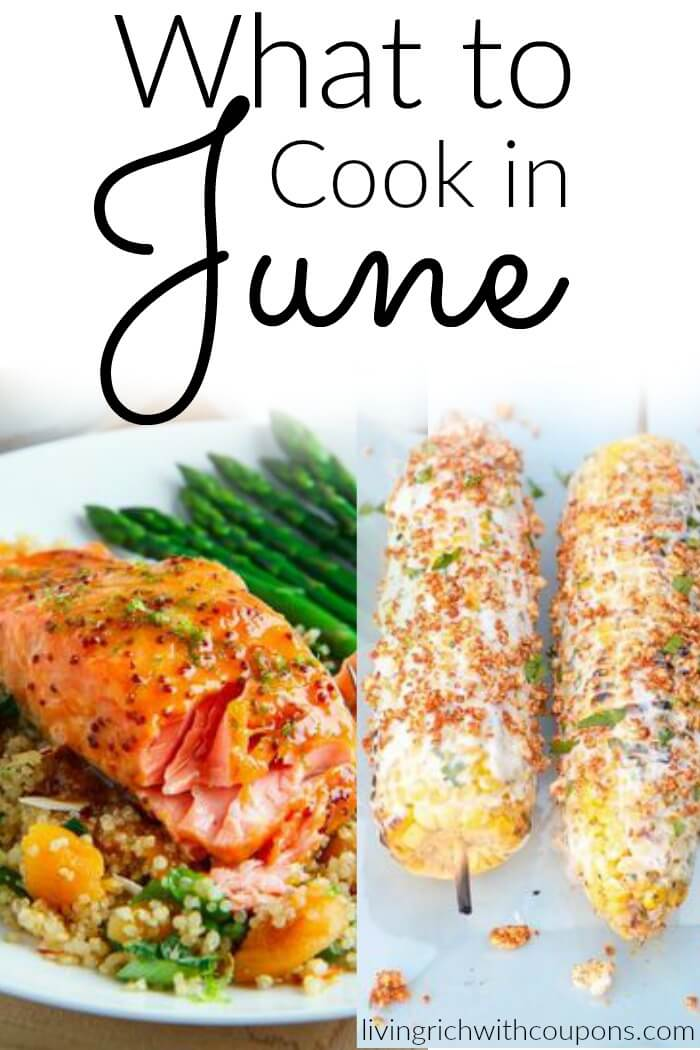 What to Cook in June 2