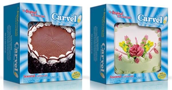 Carvel Seasonal Ice Cream Cakes Only 5 99 At Shoprite