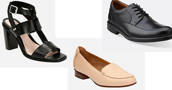 99520eaae3 Men's and Women's Clarks Shoes 2 for $99 + Free Shipping!Living Rich ...