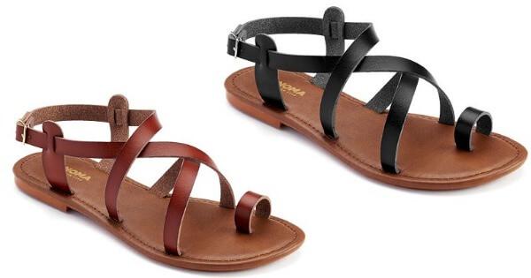 e3b2953df506 Kohl s  SONOMA Goods for Life Women s Gladiator Sandals  8.39 (Reg ...