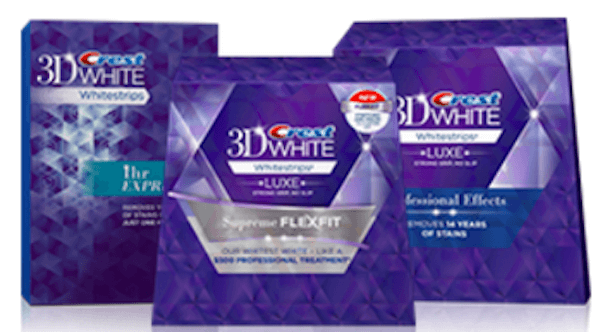 picture about Crest White Strips Coupon Printable referred to as $15 inside of Contemporary Crest WhiteStrips Discount coupons + CVS, Concentrate Bargains and