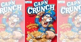 $1.49 Quaker Cap'n Crunch Cereal at Walgreens!