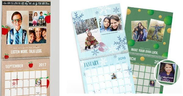 Shutterfly Free 8x11 12 Month Calendar Just Pay Shipping Living