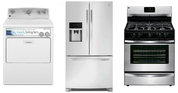 Sears Kenmore Anniversary Sale 30-40% OFF Appliances + Additional ...